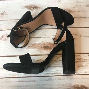Merona Shoes - Merona High Block Heel Pump Sandals
